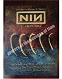LAIDAO Leinwand Poster Nine Inch Nails American Industrial