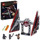 LEGO 75272 Star Wars Le chasseur TIE Sith, Set de construction, Collection L'Ascension de Skywalker