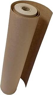 TRADEGEAR Brown Kraft Paper Roll 17.75