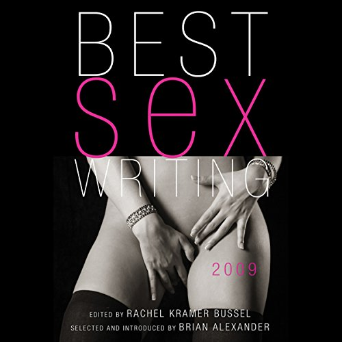 Best Sex Writing 2009 Titelbild