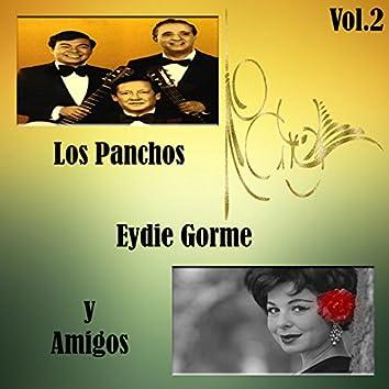 Los Panchos, Eydie Gorme y Amigos, Vol. 2