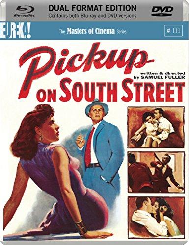 Pickup On South Street (1953) [Masters of Cinema] Dual Format (Blu-ray & DVD) [UK Import]