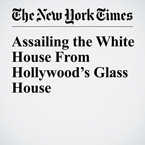 Assailing the White House From Hollywood's Glass House copertina