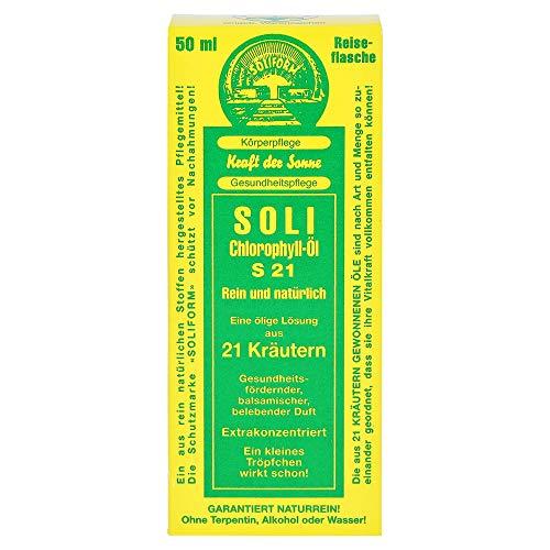 SOLICHLOROPHYLL S21, 50 ml