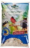 Dehner Natura Wildvogelfutter, schalenfreies Streufutter, 10 kg