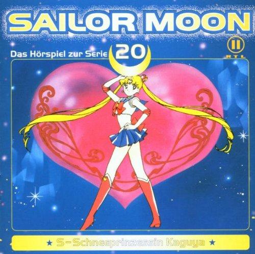 Sailor Moon, 20: Schneeprinzessin Kaguya
