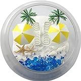 Sommer-Strandstühle aus Kunststoff von Musykrafties, mit Regenschirmen, Aquarium-Terrarien,...