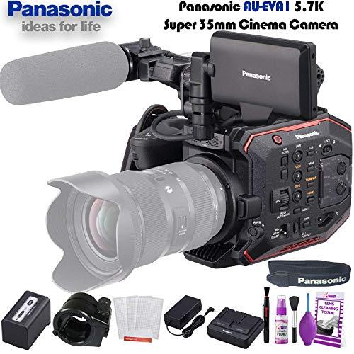 Panasonic AU-EVA1 Compact 5.7K Super...