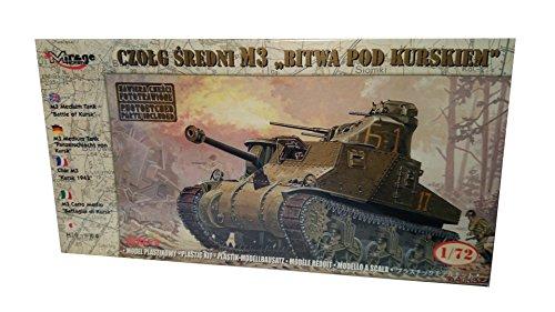 Mirage Hobby 72806 - M3 Kursk 1943 Panzer