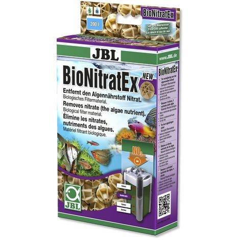 Neu BioNitratEx Bio-Filtermaterial zur Nitratentfernung