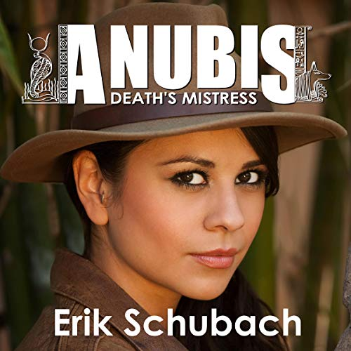Anubis cover art