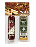 Hunters Reserve Wild Encounters, Elk & Smoked Swiss Cheese, The Ultimate Pairing Of Savory Deliciousness