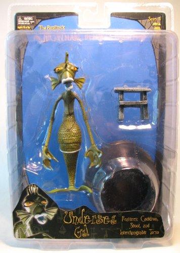 Nightmare Before Christmas: Series 5 Undersea Gal Action Figure