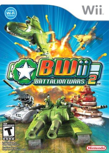 Nintendo Battalion Wars 2 - Juego (Nintendo Wii, Estrategia, T (Teen))