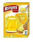 ROYAL gelatina sabor piña caja 170 gr
