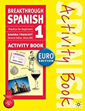 Breakthrough Spanish 1 Activity Book Euro edition