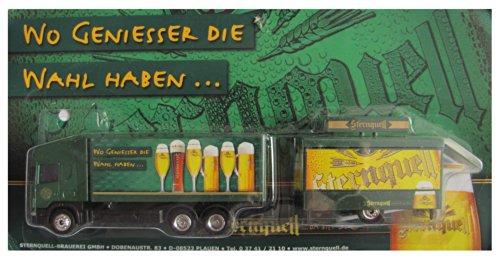 Sternquell Nr.20 - Wo Geniesser die Wahl haben - Scania - Hängerzug