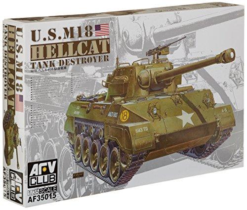 AFV Club Models 1/35 M18 Hellcat