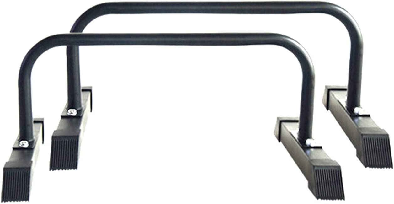 EFDW Push Up Stand Heavy Duty Be super welcome Fitness Bar Stands Free shipping anywhere in the nation Dip Workout