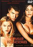 Crueles Intenciones [DVD]