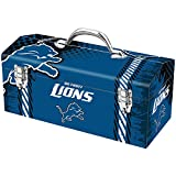 NFL Detroit Lions Full-Print Tool Box