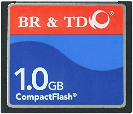 Compact Flash Memory Card BR&TD ogrinal Camera Card (1gb)