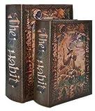 Original Kavatza Joint Box als Buch The Habit Geheimbuch Holzbox B1