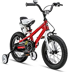 professional RoyalBaby Bicycle Kids Boys Girls BMX Freestyle Bikes Stand Gifts with Training Wheels…