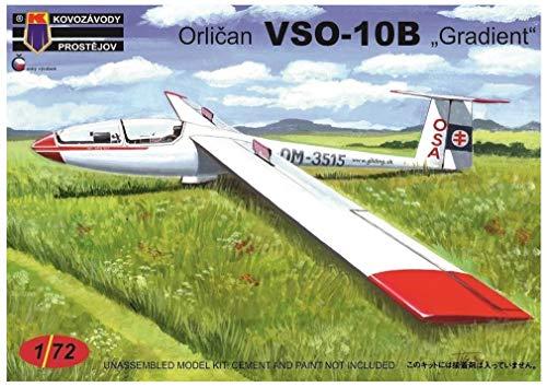 KPモデル 1/72 オリカン VSO-10B グラディエントグライダー プラモデル KPM0134