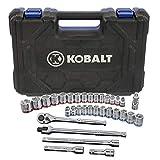 Kobalt 573345 33-Piece 1/2-Inch Drive Mechanic's Tool...