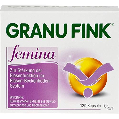 GRANU FINK femina Kapseln, 120 St. Kapseln