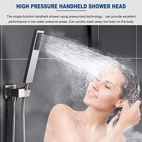 best bathroom shower faucets for hard water