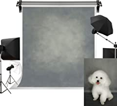 Kate 10x15ft/3m(W) x4.5m(H) Light Grey Texture Backdrop Portrait Photography Backdrops Gray Abstract Background Photography Studio Props