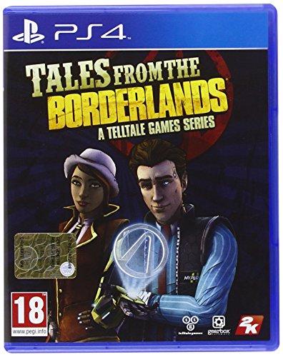 Tales From Borderlands [Importación Italiana]