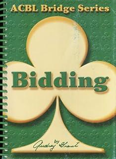 ACBL Bridge Series, Bidding,