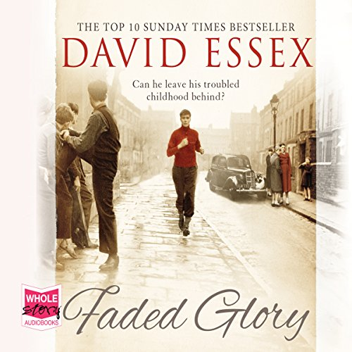 Faded Glory audiobook cover art