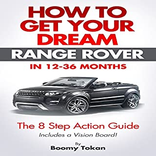 How to Get Your Dream Range Rover audiobook cover art
