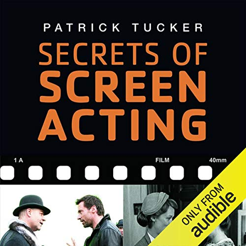 Secrets of Screen Acting audiobook cover art