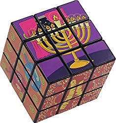 Chanukah Magic Cube