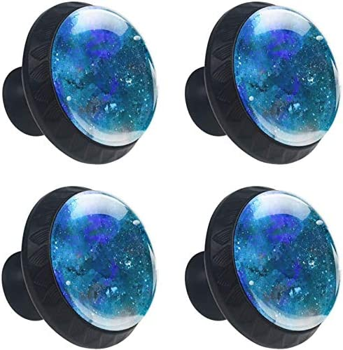 4 Pack Round Kitchen Max 73% OFF Cabinet Knobs Diame Pulls El Paso Mall 100