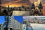 Billetera de viaje 3 días para 2 en 4 hotel Nabucco en la capital checa de Praga