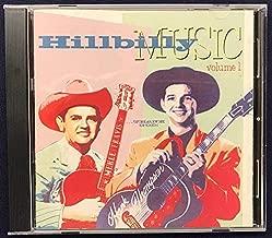 Hillbilly Music... Thank God! Volume 1