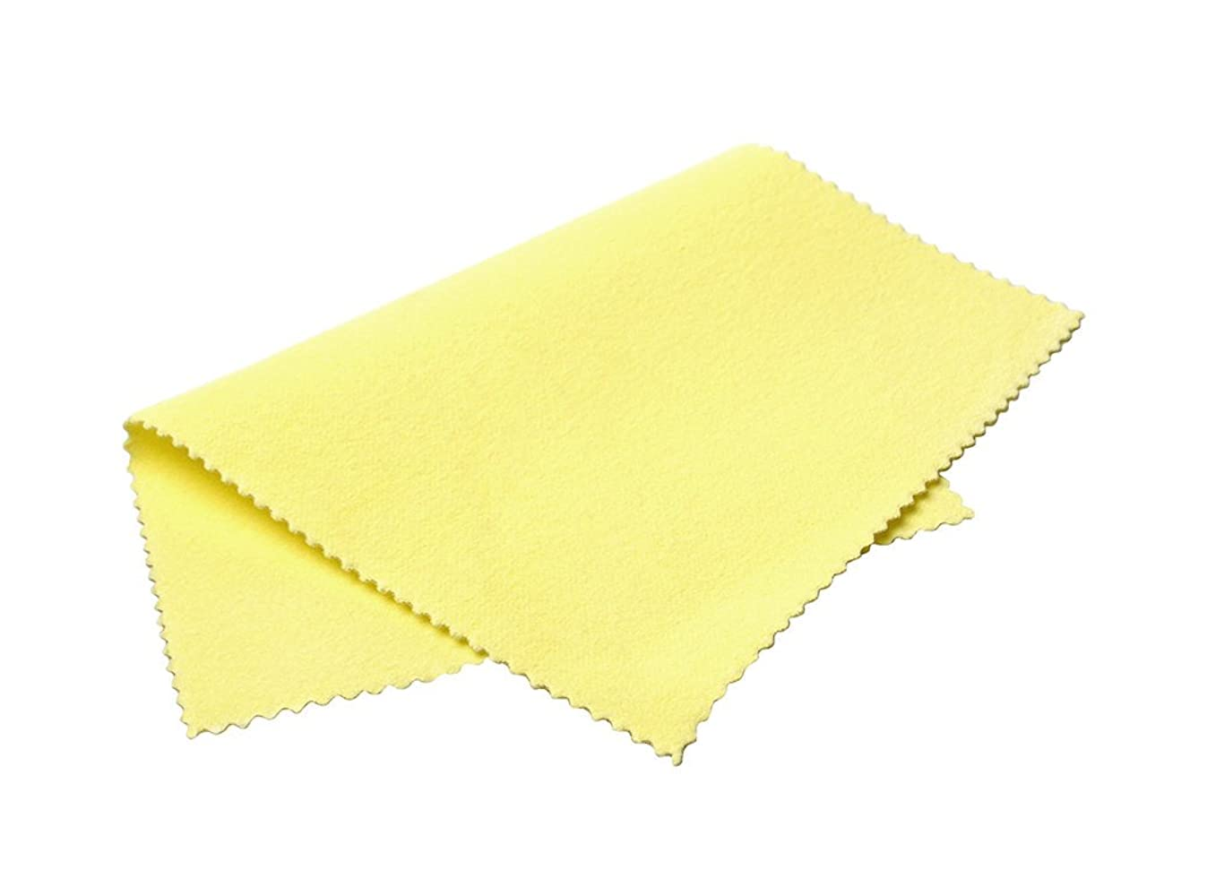 Sunshine Polishing Cloths, Bulk Pack, for Silver, Gold, Brass and Copper Jewelry (5 pack)