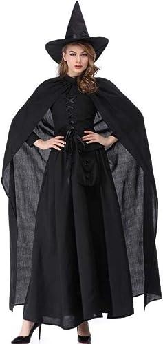 caliente Disfraces De Halloween para Las mujeres, Disfraz De Bruja Bruja Bruja De Disfraces De Halloween Vestido De Noche Cosplay Traje De Navidad De Halloween  venta caliente