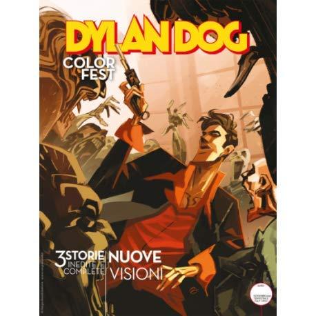 DYLAN DOG COLOR FEST n 35