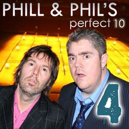The Perfect Ten with Phill Jupitus and Philip Wilding cover art