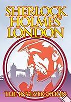 Sherlock Holmes London: The Investigation [DVD] [Import]
