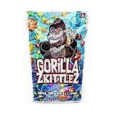 Gorilla Zkittlez Mylar Bolsas preetiquetadas