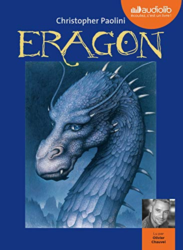 Eragon 1: Livre audio 2 CD MP3 - Livret 4 pages