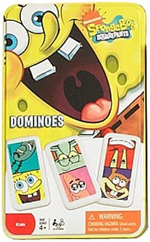 SpongeBob Squarepants Dominoes Game In Tin by SpongeBob SquarePants